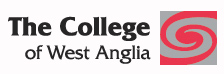 The College of West Anglia logo